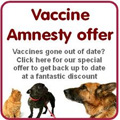 Broad Lane Vets - Vaccine Offer