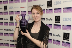 Elly Pittaway - Natwest Everywomans Young Business Woman of the Year 2011