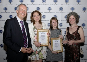 Broad Lane Vets is the FSB Small Business of the Year 2010