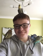 Blayne Coombes Weekend Animal Care Assistant