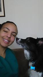 Charline Slack RVN Veterinary Nurse