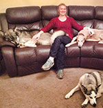 Karen Alcock RVN Veterinary Nurse