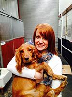 Katie Howell BVSc MRCVS  Veterinary Surgeon