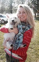 Samantha Godfrey RVN Veterinary Nurse