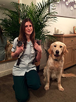 Sophie Dobrev BSc (hons) - Veterinary Nurse