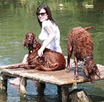 Natasha White FdSc RVN Veterinary Nurse